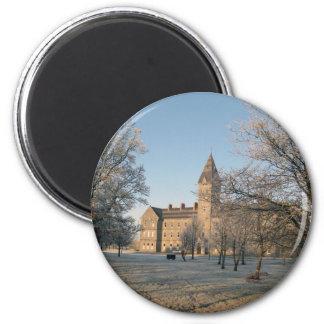 St Flannans college 2 Inch Round Magnet