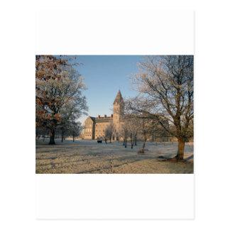 St Flannans college Postcard