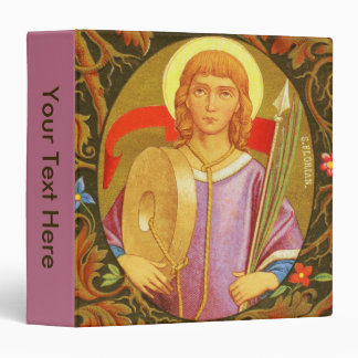 St. Florian of Lorch (PM 03) 3 Ring Binder