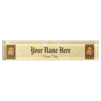 St. Florian of Lorch (PM 03) Nameplate