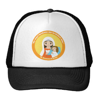 St. Frances of Rome Trucker Hat