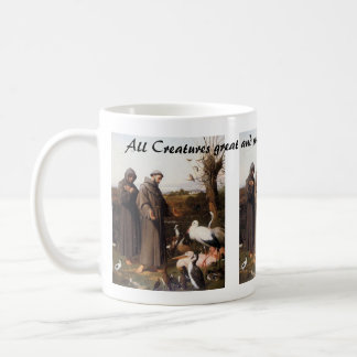 St Frances & the Birds Scripture Mug