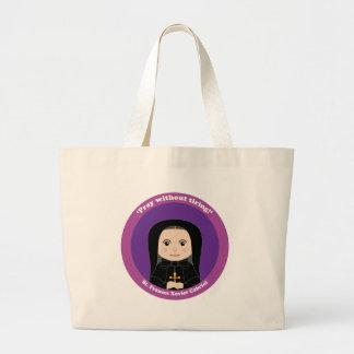 St. Frances Xavier Cabrini Large Tote Bag