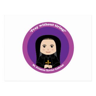 St. Frances Xavier Cabrini Postcard