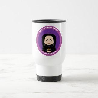 St. Frances Xavier Cabrini Travel Mug
