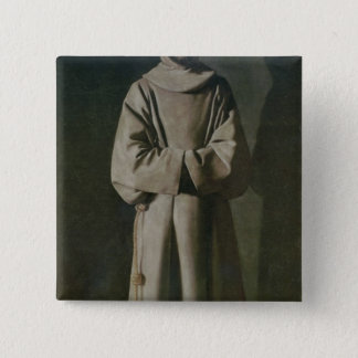 St. Francis  1645-64 Button