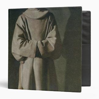 "St Francis 1645-64 Carpeta 1 1/2"""
