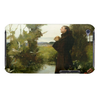 St. Francis, 1898 (oil on canvas) iPod Case-Mate Case