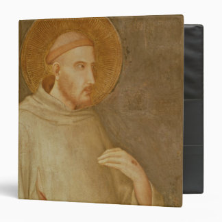 St. Francis 3 Ring Binder