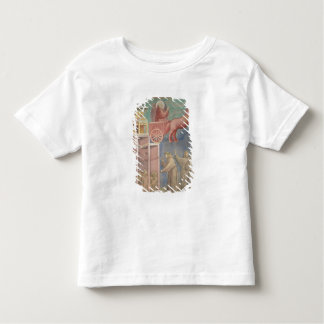 St. Francis Appears to His Companions Toddler T-shirt