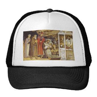 St Francis at the Nativity, mug key chain iPhone Trucker Hat