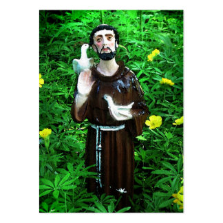 St. Francis ATC Large Business Cards (Pack Of 100)