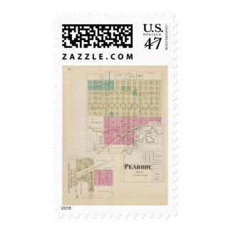 St. Francis City, Kansas Postage