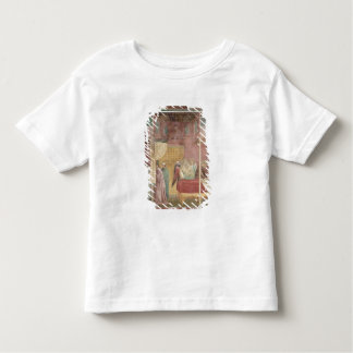 St. Francis Cures the Injured Man from Lerida T-shirt