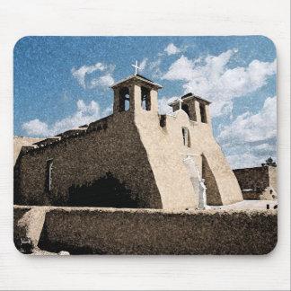 St. Francis de Asis Toas, NM Mouse Pad