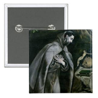 St Francis de Assisi, 1580-95 Pins