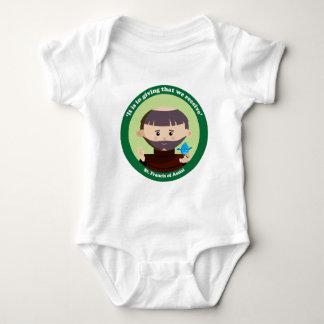 St Francis de Assisi Body Para Bebé