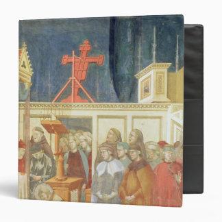 """St Francis de Assisi Carpeta 1 1/2"""""""