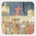 St Francis de Assisi Colcomanias Cuadradases