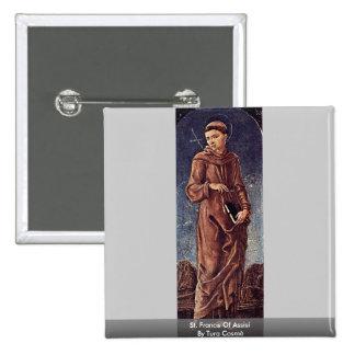 St Francis de Assisi de Tura Cosmè Pin