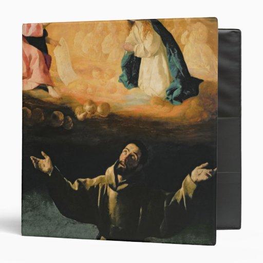 St Francis de Assisi, el milagro de los rosas
