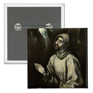 St Francis de Assisi Pins