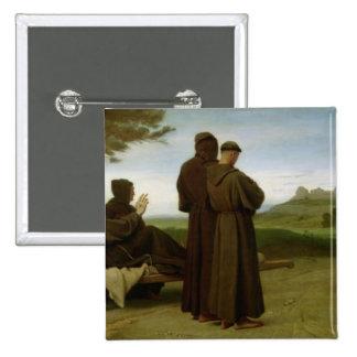 St Francis de Assisi Pin