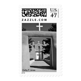 St. Francis de Assisi Postage Stamp