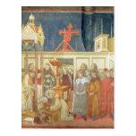 St Francis de Assisi Tarjeta Postal