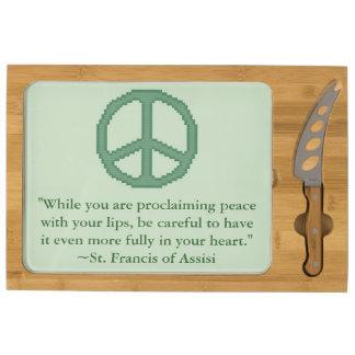 St Francis de la cita de la paz de Assisi