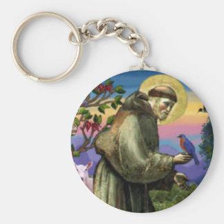 St Francis del llavero de Assisi