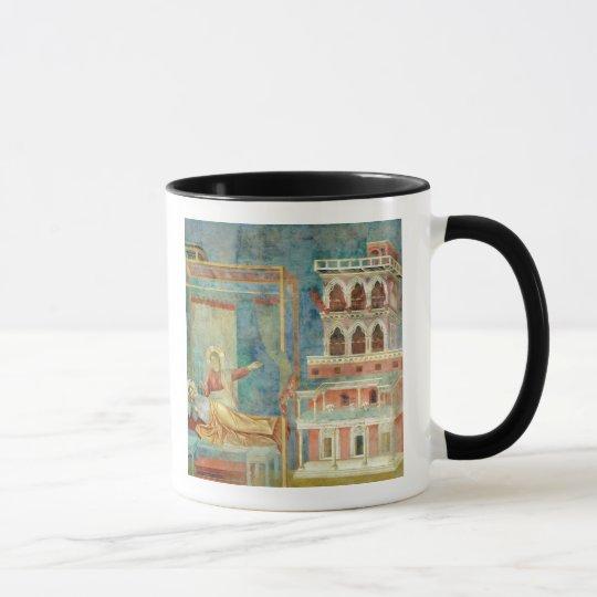 St. Francis Dreams of a Palace full of Weapons Mug