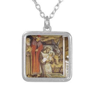 St Francis en la natividad, iPhone del llavero de  Colgantes