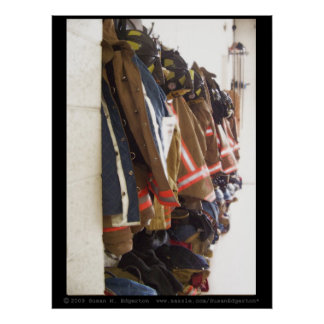 St. Francis Fire Department Poster