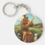 St. Francis Full-color Tee, Tie, Mug, Samsung Case Keychain