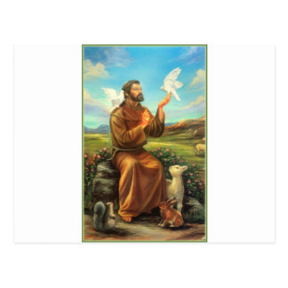 St Francis Full-color Tee Tie Mug Samsung Case Post Cards