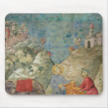 St. Francis Gives his Coat to a Stranger Mouse Pad