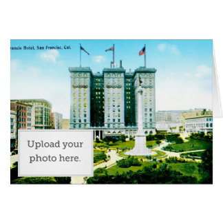 St. Francis Hotel 2 Greeting Cards