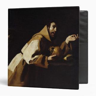 St. Francis in Meditation, 1639 Binder
