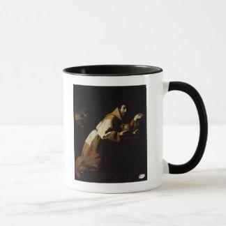 St. Francis in Meditation, 1639 Mug