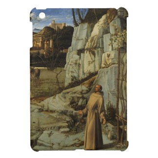 St Francis in the Desert Cover For The iPad Mini