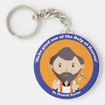St Francis Javier Llaveros Personalizados