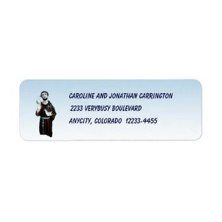 St. Francis Label