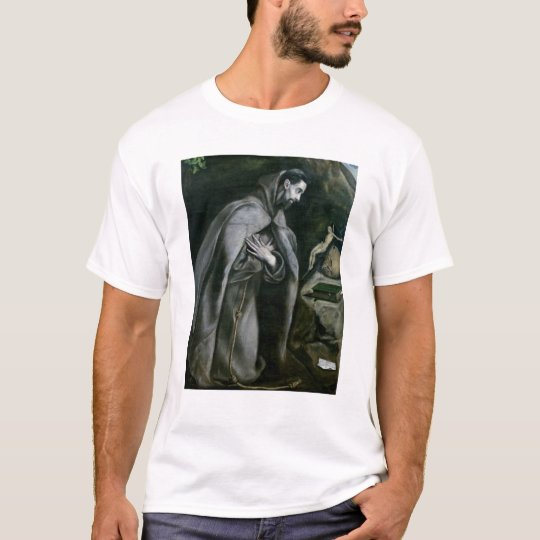 St. Francis of Assisi, 1580-95 T-Shirt
