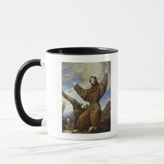 St. Francis of Assisi  1642 Mug