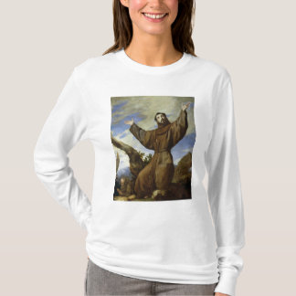 St. Francis of Assisi  1642 T-Shirt