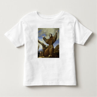 St. Francis of Assisi  1642 Toddler T-shirt