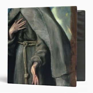 St.Francis of Assisi 3 Ring Binder