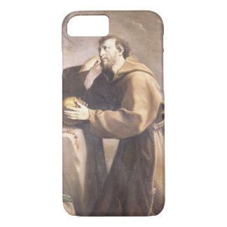 St. Francis of Assisi at Prayer iPhone 8/7 Case