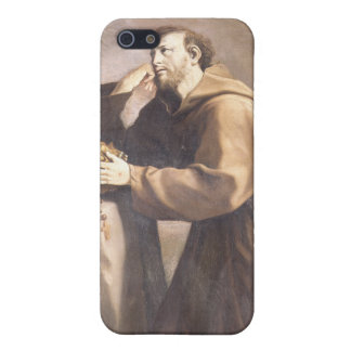 St. Francis of Assisi at Prayer iPhone SE/5/5s Case